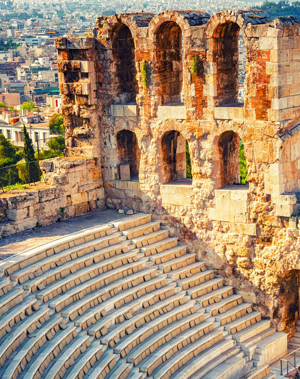 Herodeon Theatre